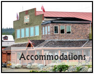 accommodations in atlin